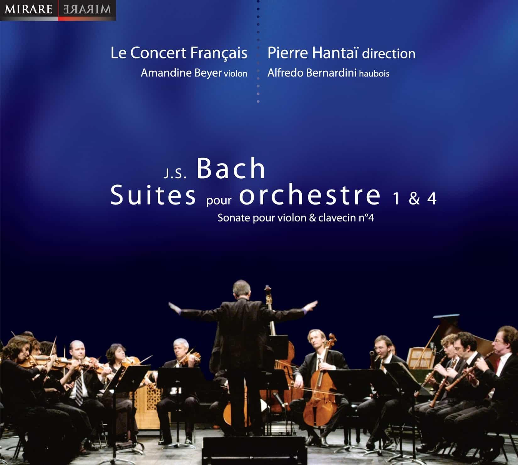 Bach, Suites pour orchestre