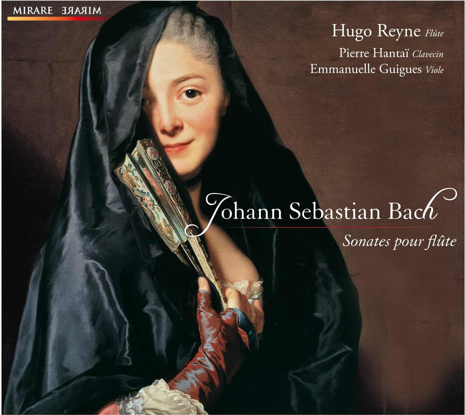 Bach, Sonates pour flûte