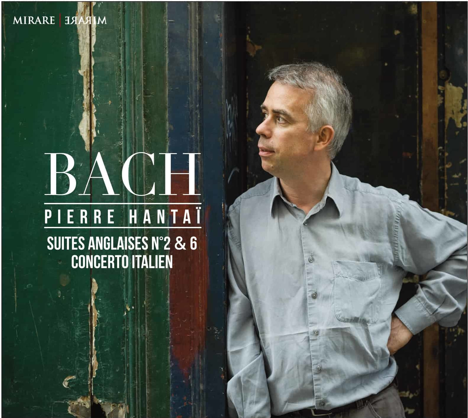 Bach, Suite Anglaises n°2 & 6 - Concerto Italien