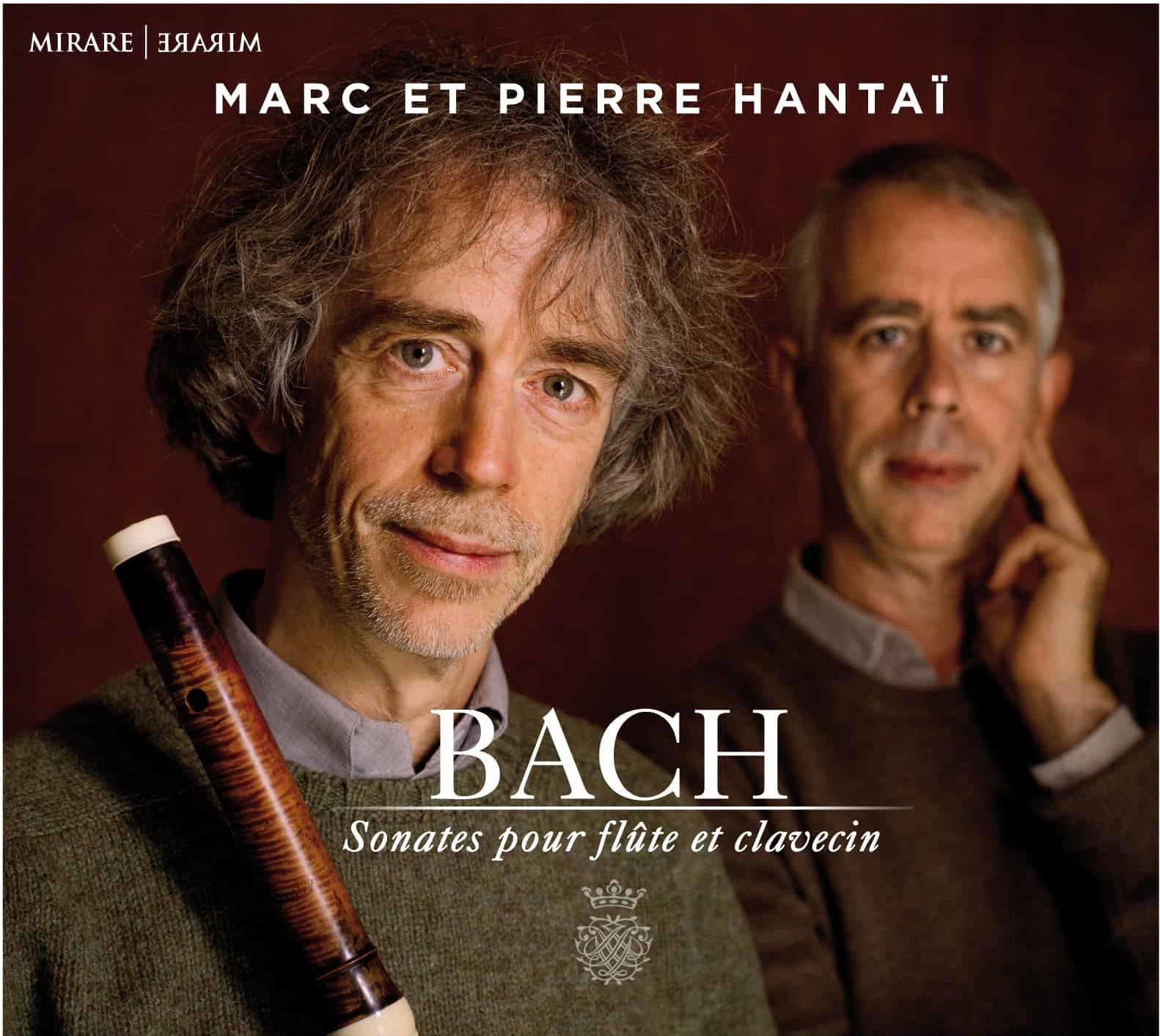 Bach, Sonates pour flûte & clavecin