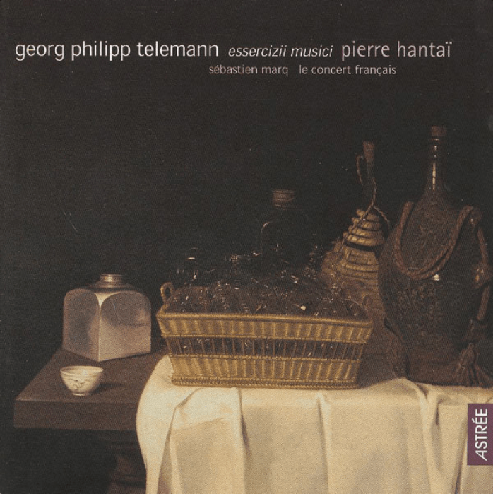 Telemann, essercizii music