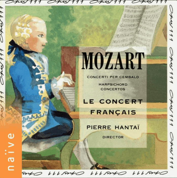 Mozart, Concerti per cembalo